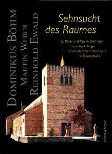 "Buchcover ""Sehnsucht des Raumes"""
