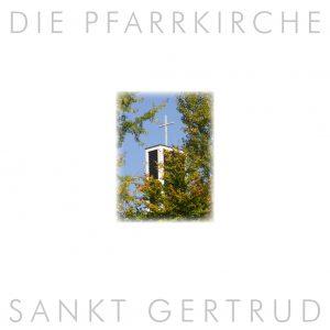 """Buchcover """"Die Pfarrkirche St. Gertrud"""""""