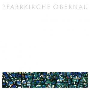 """Buchcover """"Pfarrkirche Obernau"""""""